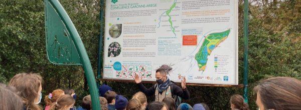 """""""Passeport pour l'Art"""" au Parc du Confluent"""